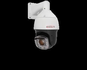 Поворотные IP камеры видеонаблюдения PTZ